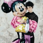 Querelle Jansen by Ben Toms for <em>Dazed & Confused</em> October 2011