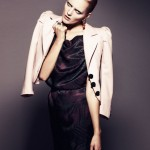 Sanne Nijhof by Enric Galceran for <em>QVEST</em> September 2011