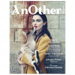 <em>AnOther</em> F/W 2011 Cover | Rachel Weisz by Craig McDean