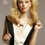 Tanya Dziahileva by Naomi Yang for <em>Vogue Taiwan</em>