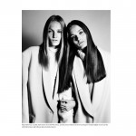 Twin Sets by Mark Kean for <i>Sleek Magazine</i>
