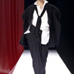 Yohji Yamamoto Spring 2012 | Paris Fashion Week