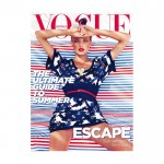 <em>Vogue Australia</em> November 2011 Cover | Alina Baikova by Nicole Bentley