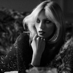 Anja Rubik by Ezra Petronio for <i>Self Service</i> F/W 2011