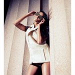 Thais Oliveira by Karine Basilio for <i>Revista RG</i>