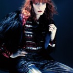 Florence Welch  by Craig McDean for <i>Interview</i> October 2011