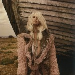 Lisanne de Jong by Miguel Reveriego for <i>Harper's Bazaar UK</i> November 2011