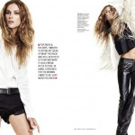 Erin Wasson by David Roemer for <i>Marie Claire US</i> November 2011
