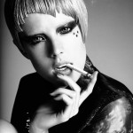 Portrait | Agyness Deyn by Damon Baker