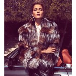 Ana Beatriz Barros by Koray Birand for <em>Harper&#8217;s Bazaar Turkey</em> November 2011