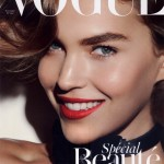 <em>Vogue Paris</em> November 2011 Cover | Arizona Muse by Inez & Vinoodh