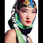 Fang Jun Zi Xu by Pelagio Armenta for <em>Fashion Gone Rogue</em>