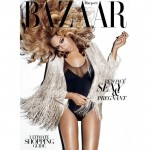 Beyonce Covers <em>Harper's Bazaar US</em> November 2011 by Terry Richardson