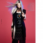 Jennifer Pugh by Hans Neumann for <em>The Block</em> F/W 2011