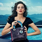 Marion Cotillard for Lady Dior Handbags Campaign by Steven Klein