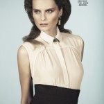 Elena Melnik by Yossi Michaeli for <em>Vogue Taiwan</em>