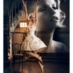 Ginta Lapina by Vincent Peters for <em>Vogue Russia</em> November 2011