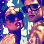 Karmen Pedaru for Gucci Cruise 2012 Campaign by Mert & Marcus (Preview)