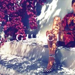 Karmen Pedaru for Gucci Cruise 2012 Campaign by Mert & Marcus