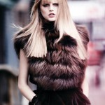 Hanne Gaby Odiele by Dean Isidro for <em>Harper's Bazaar Korea</em> October 2011