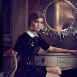 Ida Nielsen by Andoni &#038; Arantxa for <em>Elle Ukraine</em>