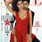 <em>Vogue India</em> October 2011 Cover | Isabeli Fontana by Marc Hom