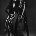 Leila Jay & Anouk De Heer by Damon Baker for <em>Jalouse</em> November 2011