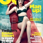 Kristen Stewart Covers <em>GQ UK</em> November 2011 by Norman Jean Roy