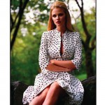 Lara Stone by Alasdair McLellan for <em>Vogue Paris</em> November 2011
