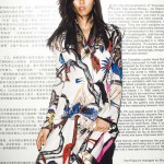 Liu Wen by Maciek Kobielski for <em>Numéro China</em>