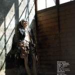 Sophie Vlaming by Ceen Wahren for <em>Vogue Taiwan</em> October 2011
