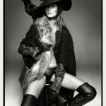 Toni Garrn by Greg Kadel for <em>Numéro</em> #128