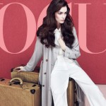 Patrycja by Justin Hollar for <em>Vogue.com</em>
