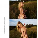 Zippora Seven by Ben Sullivan for <em>No. Magazine</em> #14
