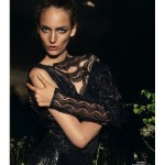 Zuzanna Bijoch by Raphael Delorme &#038; Thierno Sy for <em>Glamour Poland</em> October 2011