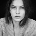 Fresh Face | Agata Danilova by Djamel Boucly