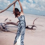 Bambi Northwood-Blyth by Cass Bird for <em>Bergdorf Goodman</em> Resort 2012