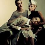 Madelene de la Motte, Hedvig Palm, Henrietta Hellberg &#038; Karin Hansson by Peter Gehrke for <em>Bon</em> #59