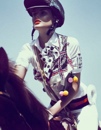 Dimphy Janse by Signe Vilstrup for <em>Tush</em> #26