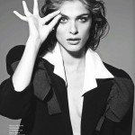Elisa Sednaoui by Driu + Tiago for <em>Amica</em> November 2011