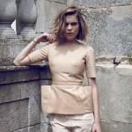 Kim Noorda for Ellery Resort 2011 Campaign by Darren McDonald