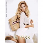 Shelby Keeton for Guess Accessories Holiday 2011 Campaign by Ralf Pulmanns