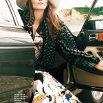 Iekeliene Stange by Naomi Yang for <em>Vogue Taiwan</em>