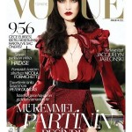 <em>Vogue Turkey</em> December 2011 Cover | Jacquelyn Jablonski by Matt Irwin