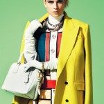 Jana Knauerova by Jason Kim for <em>Playing Fashion</em> November 2011
