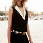 Anna Selezneva for Mango Spring 2012 Lookbook