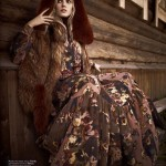 Maryna Linchuk by Mariano Vivanco for <em>Vogue Russia</em>