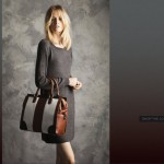 "Daria Strokous for Massimo Dutti ""Winter Days"" Lookbook"