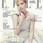Michelle Williams for <em>Elle UK</em> December 2011 by Alexei Hay (Cover)