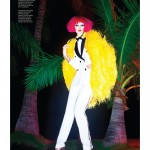 Natalia Bogdianova by Gabor Jurina for <em>Fashion Magazine</em>
